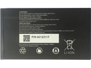 Replacement Battery for Novatel MiFi Verizon Jetpack 7730L P/N 40123117 4400mAh