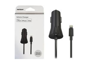 2b78b3ec97eeee New Verizon 2.4Amps Lightning Car Vehicle Charger for ...