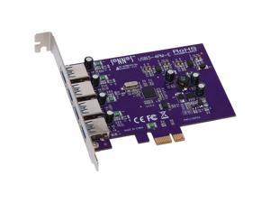 Sonnet Technologies USB3-4PM-E Allegro Usb 3.0 Pcie (4 Ports) - Pci Express - Plug-In Card - 4 Usb Port(S) - 4 Usb 3.0 Port(S)