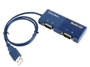 SystemBase Multi-2/USB Combo V4.0 - USB to Serial Multi Adapter
