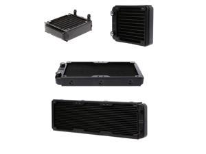 Water Cooling Cooler 80mm Aluminum Computer Radiator Water Cooling Cooler For CPU GPU VGA RAM Heatsink