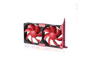 Ultra-thin pci graphics card papst 8CM 3PIN 8025 silent general graphics card VGA cooling SET