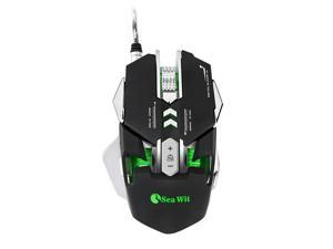 c2ab0e0cfe0 Gaming Mouse--RGB USB Wired Gaming Mouse with 7 Programmable Buttons, Up to
