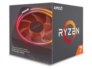 Processors Desktops--AMD Ryzen 7 2700X Processor with Wraith Prism LED Cooler - YD270XBGAFBOX