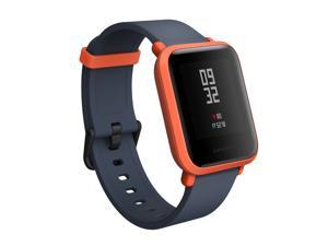 Amazfit Bip Smartwatch with All-day Heart Rate and Activity Tracking, Sleep Monitoring, GPS, Ultra-Long Battery Life, Bluetooth, US Version, Service and Warranty (A1608R)