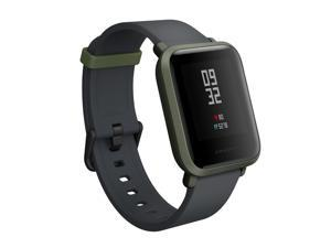 Amazfit Bip Smartwatch with All-day Heart Rate and Activity Tracking, Sleep Monitoring, GPS, Ultra-Long Battery Life, Bluetooth, US Version, Service and Warranty