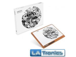 *NEW* Wacom Sketchpad Pro Graphic Pen Tablet Similar Intuous Pro Genuine Leather