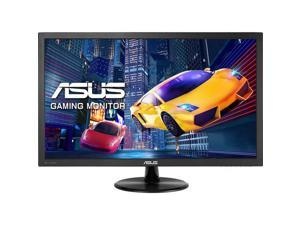 "ASUS VP278QG 27"" Full HD 1920x1080 1ms 75Hz 2xHDMI VGA DisplayPort Adaptive-Sync/FreeSync Technology Eye Care Built-in Speakers LCD Gaming Monitor"