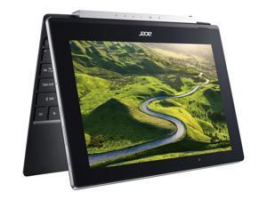 "Acer Switch V 10 SW5-017P-17JJ 10.1"" Touchscreen LCD 2 in 1 Netbook - Intel Atom x5 x5-Z8350 Quad-core (4 Core) 1.44 GHz - 4 GB DDR3L SDRAM - 64 GB Flash Memory - Windows 10 Pro 64-bit - 1280 x 800 -"