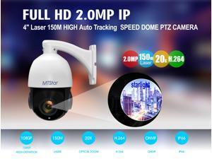 PTZ Dome Camera, IP / Network Cameras, Networking - Newegg com