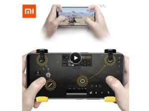 Xiaomi Flydigi Game Handle Wireless Game Button Left Right Gamepad Trigger Shooter Joystick For IOS iphone Andriod Mobile Game model:set(left and right)