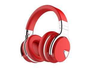 f4358979abe COWIN E7 Active Noise Cancelling Bluetooth Headphones with Microphone Deep  Bass Wireless Headphones Over Ear,