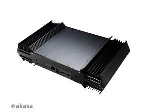 AKASA Galactico Fanless case for Intel® Skull Canyon NUC (A-NUC33-M1B)