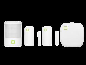 AduroSmart ERIA Home Monitoring Starter Kit Bundle (Hub Included)
