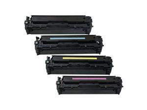 6PK 2C//2M//2Y CE322A CE321A CE323A Toner For LaserJet CM1415 CP1525