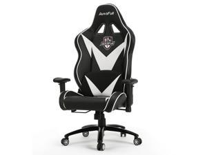 AutoFull Big and Tall Gaming Chair, Ergonomic Video Game Chair Adjustable Executive Office Computer Chair With Lumbar Support and Headrest