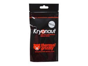 EFS (Updated Version) CPU Thermal Grizzly Kryonaut Thermal Grease Cooling Silicone Paste - 1.0 Gram 12.5W/MK 0.0032K/M 0PS/M