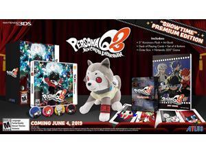 Persona Q2: New Cinema Labyrinth ''Showtime'' Premium Edition [Nintendo 3DS]