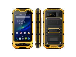 Zgeer Military quality 4.0 Inch IP68 Waterproof Android NFC Mobile Phone