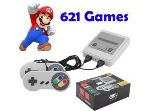 Classic Game For SFC Console Entertainment System with 621 Games Built in NEW