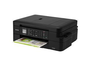 Brother MFC-J775DW All-in-One Color Inkjet Printer with INKvestment Cartridges