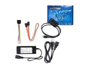 IDE/SATA/Serial ATA to USB 2.0 - 2.5/3.5 HD Hard Drive HDD Adapter/Cable/Cord