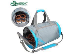TONPAR Gym Bag 6301 Water Scratch Resistant Polyester 30L with Shoes Compartment