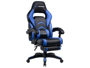 GTPOFFICE Gaming Chair Racing Style Office Swivel Computer Desk Chair Ergonomic Conference Executive Manager Work Chair ...