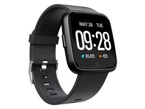 Hospitable Smart Watch Men Women Fitness Tracker Smart Bracelet Real-time Blood Pressure Heart Rate Monitor Activity Tracker For Sport Ios Big Clearance Sale Watches Digital Watches