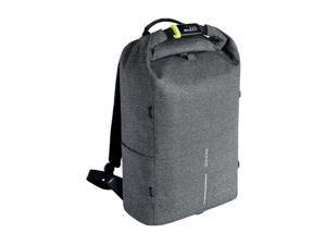 XD Design Urban Anti-Theft Laptop Backpack Cut Proof Grey (Unisex Travel Bag)