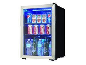 Danby 95-Can Beverage Center Mini Fridge Refrigerator