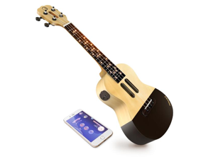 Populele U1 23 Inch 4 String Xiaomi Smart Ukulele with APP Controlled LED Light Bluetooth Connect