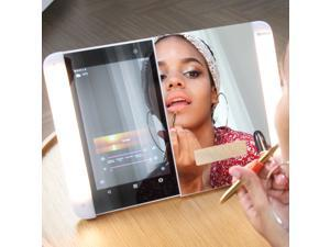 HiMirror Slide: Smart Makeup Mirror with Skin Analyzer, Lighted Cosmetic Mirror