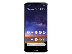 "Nokia 2.2 - Android 9.0 Pie - 32 GB - Single SIM Unlocked Smartphone...le/MetroPCS/Cricket/Mint) - 5.71"" HD+ Screen - Black - U.S. Warranty"