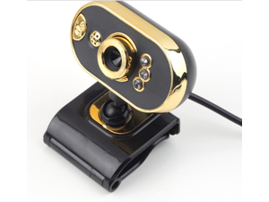 4ee6fde7985 Driver Webcam USB 2.0 20M 800 Optical Zoom Camera 3 LED Microphone PC