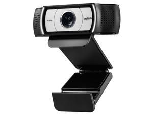 for Logitech C930e 1080p HD Webcam with Privacy Shutter 90-Degree View Web Cam