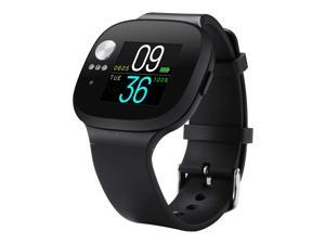 ASUS VivoWatch BP (HC-A04) Smart Watch with Embedded ECG and PPG sensors, Built-in GPS Sensor - International Stock