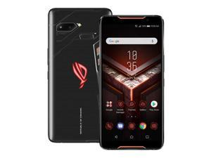 ASUS ROG Phone (ZS600KL) 8GB / 128GB 6.0-inches LTE Dual SIM Factory Unlocked - International Stock (Black)