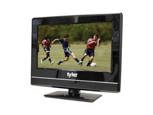 Tyler 13.3-Inch 1080P Digital LED Widescreen TV with Full HD Support, HDMI, HDTV, USB Input, PC Input, Monitor and AC/DC Power Adapter (TTV901-13-BK)