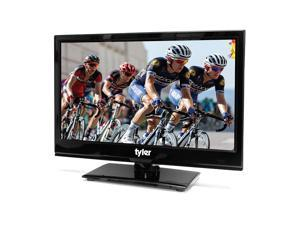 Tyler 15.6-Inch Digital LED Widescreen TV with Full HD Support, HDMI, HDTV, USB Input, PC Input, Monitor and AC/DC Power Adapter (TTV902-15.6-BK)