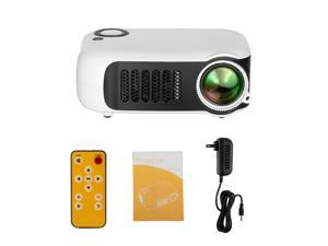 A2000 mini pico projector home 1080P HD projector HDMI USB multiple input methods