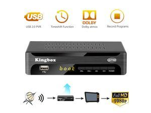 Digital Converter Box for Analog TV, Leelbox Q03S ATSC Converter Box HD 1080P with Record, Pause Live TV, USB Multimedia Playback, and HDTV Set Top Box [2019 Update Version]