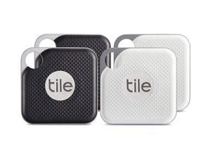 Tile Pro Tracker Black and White Combo 2018 - 4 Pack