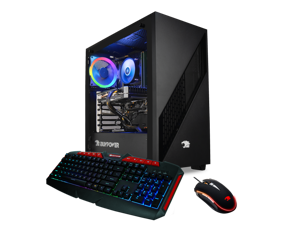 iBUYPOWER Trace 2 PRO 130A Gaming Desktop - Ryzen 7 3700X, GeForce RTX 2070, 16 GB DDR4, 1 TB SSD, Windows 10 Home