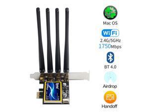 WiFi card for desktop bluetooth - Newegg com