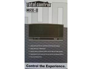 URC MRX-8 Total Control Central Process Network Controller