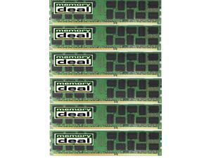 48GB 6 X8 GB DDR3 PC3-10600 Memory RAM for APPLE MAC PRO 5,1 Westmere