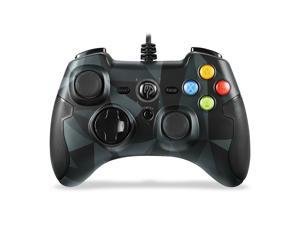 EasySMX ESM-9100 Wired Game Controller Joysticks Dual Shock for Windows/ Android/ PS3/ TV Box