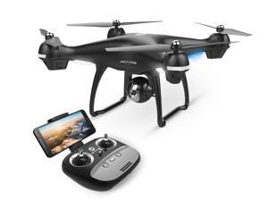 Holy Stone HS100G FPV Drone with 1080P FHD Camera 5G Wifi GPS Quadcopter, Black