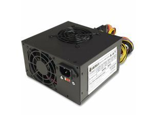 Hercules DUAL FAN 600w-Max ATX Power Supply SATA, 20+4-pin, 6-Pin